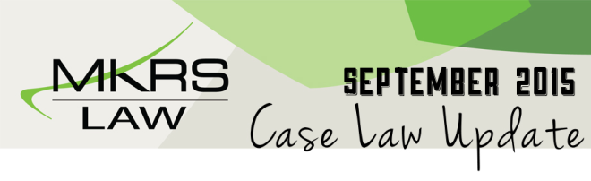 Sept15 New Case Law Header