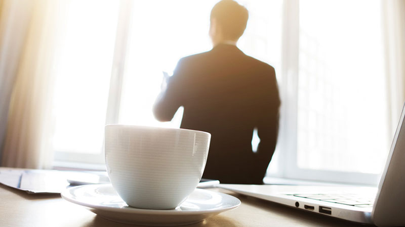 coffee-mug-businessman-silhouette